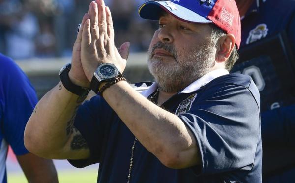 Mort de Maradona: La justice convoque des experts pour déterminer d'éventuelles responsabilités