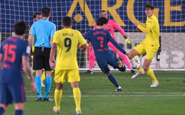 Joao Felix fait respirer l'Atlético avant le derby