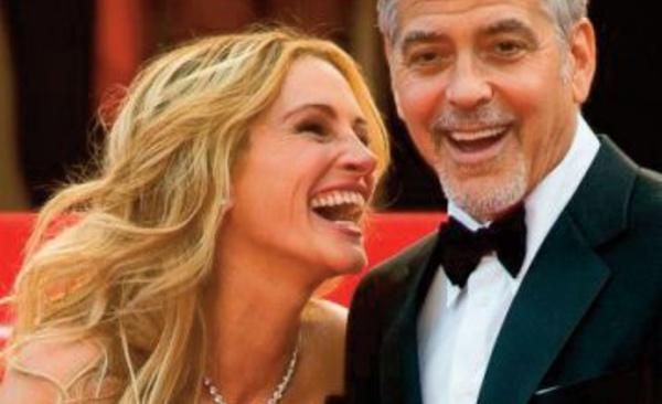 Retrouvailles entre Julia Roberts et George Clooney