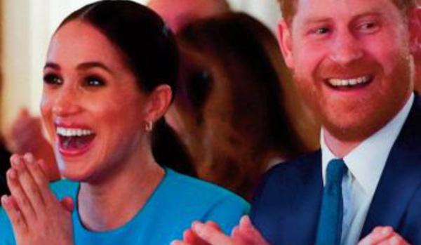 Le business très juteux de Harry et Meghan Markle