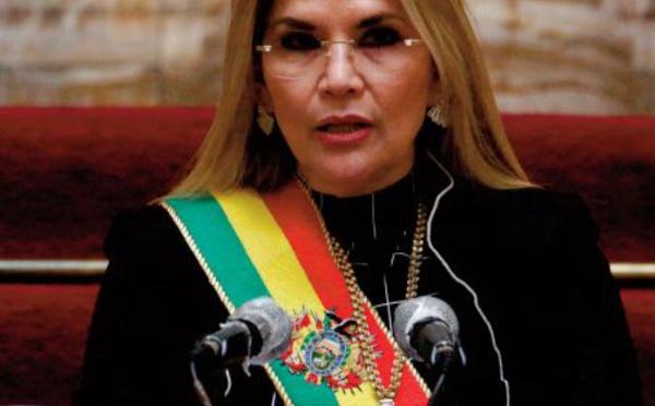 Jeanine Añez, de la présidence par intérim de la Bolivie à l'arrestation pour sédition