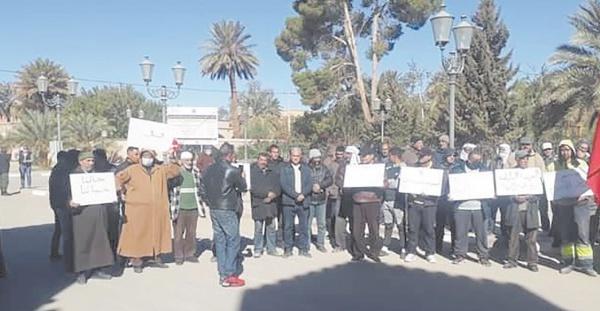 Face aux provocations de l'Algérie, la section de l'USFP à Figuig exprime son soutien aux agriculteurs de la région d'Arja