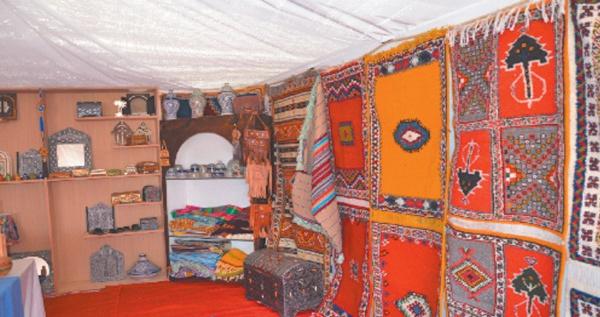 La tapisserie marocaine, un art ancestral aux prises avec la concurrence étrangère