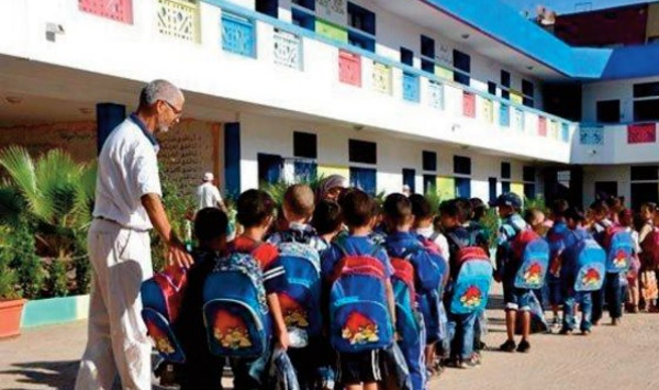 Chercher une solution pour améliorer la situation sociale et financière des éducateurs et éducatrices des écoles primaires