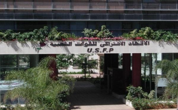 Réunion des commissions issues de la Commission administrative de l'USFP