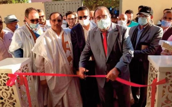 Nouveau siège de l'USFP à Laâyoune