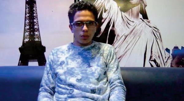 Mouad Moutaoukil : Aujourd' ui plus que jamais,se confiner dans l' amour peut être réellement salvateur