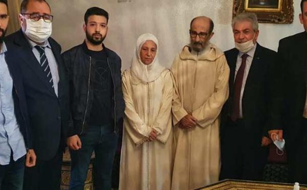 Driss Lachguar présente ses condoléances à la famille du regretté Abderrahim Ferhat