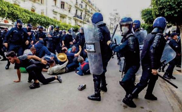 """Des personnalités et des Ong dénoncent """"le recours obsessionnel à la répression """" en Algérie"""