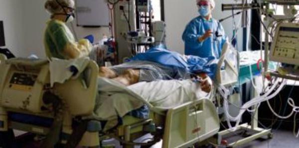 En France, la pression hospitalière poursuit sa décrue
