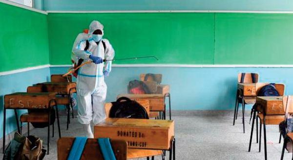 La réouverture de l'école ne peut pas attendre