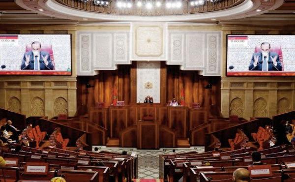 La Chambre des représentants regrette que le Parlement européen soit instrumentalisé par quelques eurodéputés
