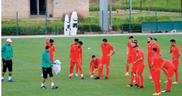 Houcine Ammouta : L'équipe nationale B fin prête pour la Coupe arabe des nations