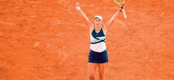 Roland-Garros : Krejcikova au bout du rêve