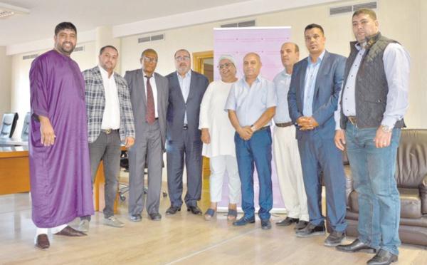 Driss Lachguar s'entretient avec des responsables et des candidats ittihadis de Casablanca et de Souss-Massa