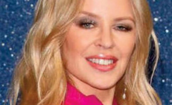 Kylie Minogue chante sur l' album de reprises de Lady Gaga