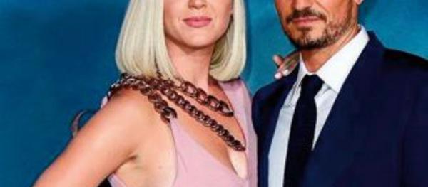 Le message de Katy Perry et Orlando Bloom