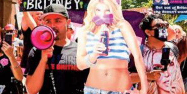 Britney Spears : Je veux juste reprendre ma vie