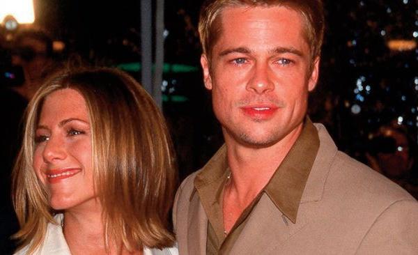 Jennifer Aniston en dit plus sur sa relation avec Brad Pitt...
