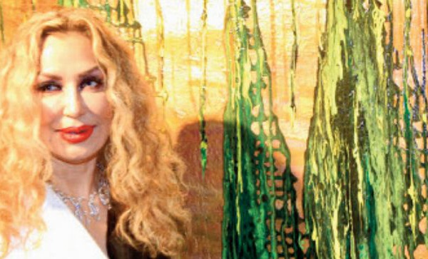 Rajae Lahlou : L' oeuvre d' art est comme un miroir de l'âme