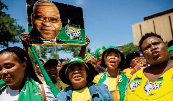 Reprise du procès Zuma sous haute sécurité