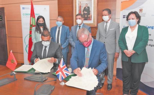 """Renforcement de la coopération entre le ministère de l'Education nationale et la SNRT: """"English time """" à partir de septembre prochain"""