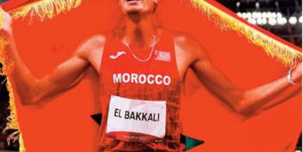 De l'or olympique pour Soufiane El Bakkali