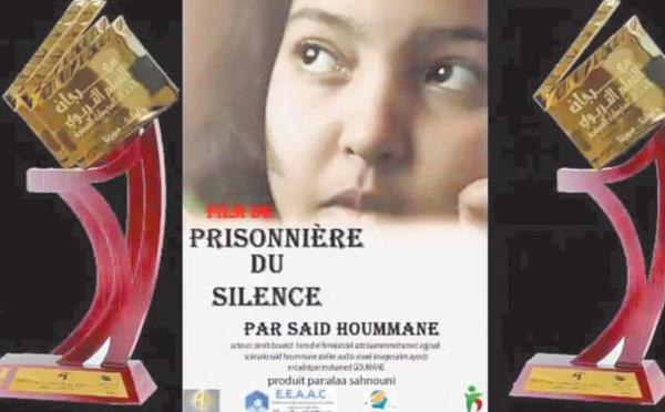 """""""Prisonnière du silence """" remporte le grand prix du Festival du film éducatif pour les enfants des centres d' estivage"""