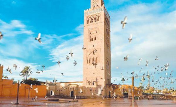 Les habitants de Marrakech changent leurs habitudes