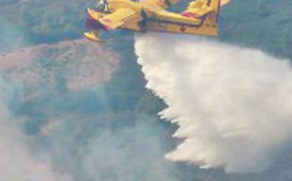 L'incendie de Sgouna entièrement maîtrisé Retour sur une intervention épique
