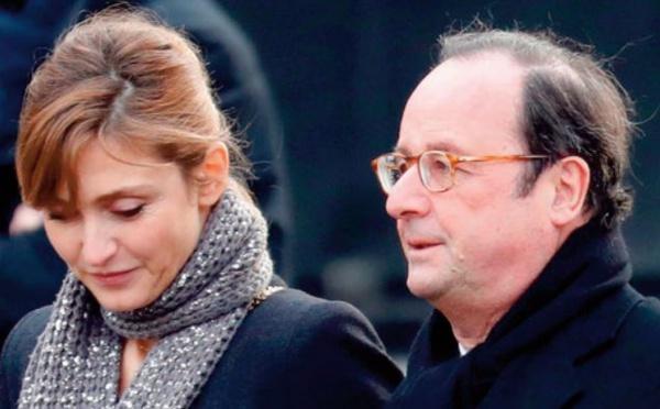 La carrière de Julie Gayet freinée par sa relation avec François Hollande ?