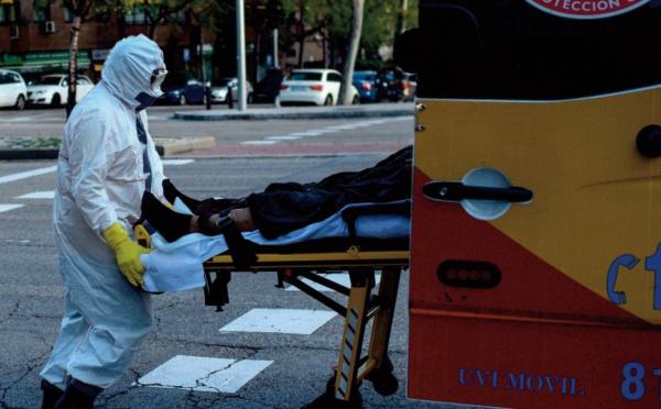 Covid-19 : L'OMS s'alarme de la hausse des morts en Europe
