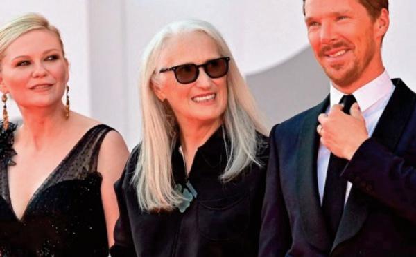 Jane Campion à Venise avec Benedict Cumberbatch en cow-boy torturé