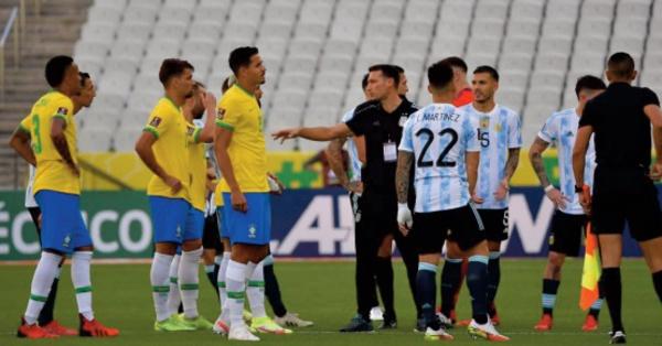 Interruption du match Brésil-Argentine: Après la mascarade, les versions contradictoires