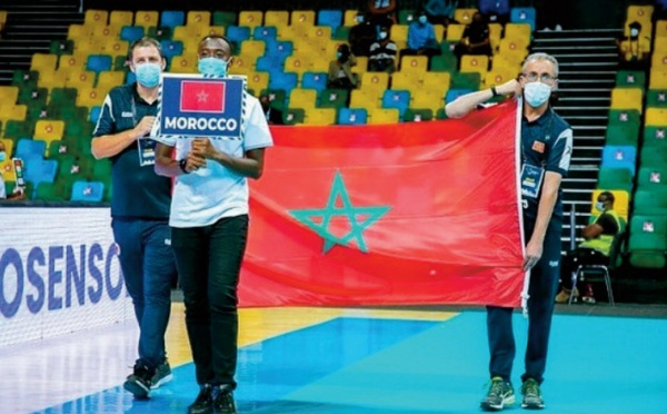 CAN de volley-ball: Le Six national vise une place au Mondial