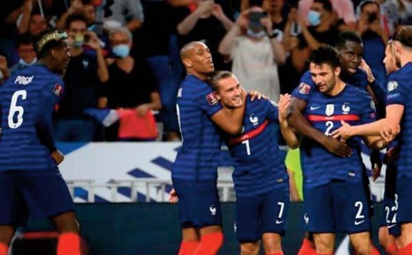 Qualifs du Mondial-2022: La France se rassure, les Pays-Bas s'amusent