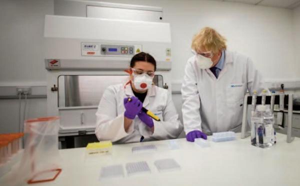 Le gouvernement britannique a résilié les commandes du candidat-vaccin de Valneva