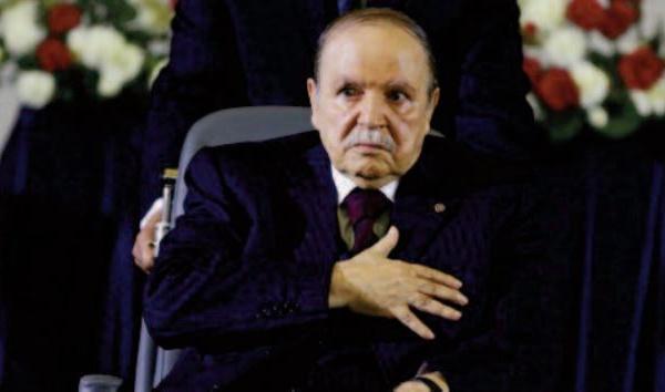 Décès de l'ancien président Abdelaziz Bouteflika