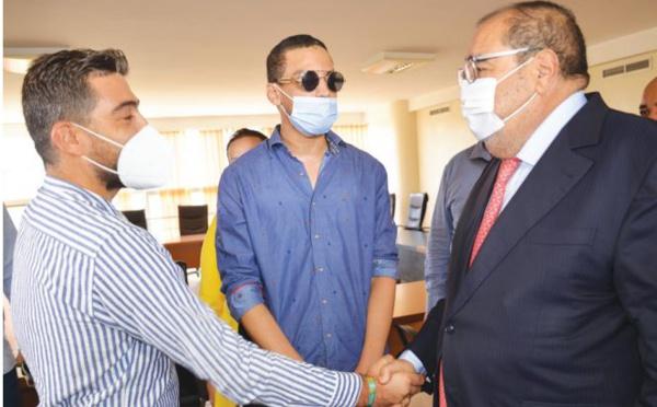 Driss Lachguar : L' opposition que nous avons adoptée n ' est pas une opposition égoïste à l' affût de crises gouvernementales mais une opposition critique forte au service de la nation et des citoyens