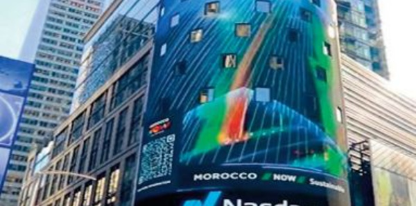 """Morocco Now"" s'invite à Time Square à New York"