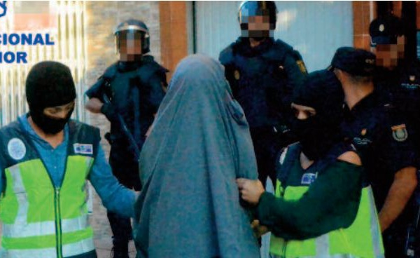L'Espagne est-elle devenue un nouveau terrain de jeu pour les terroristes algériens de Daech ?