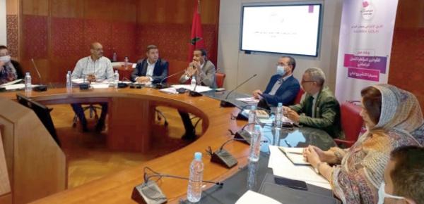 Abderrahim Chahid : La formation est d' un apport particuliérement précieux pour les parlementaires dans l' exercice de leurs fonctions