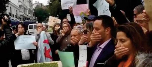 """Selon """"Le Matin d'Algérie"""", la liberté de la presse sous la nouvelle Algérie est un discours creux, un mensonge"""