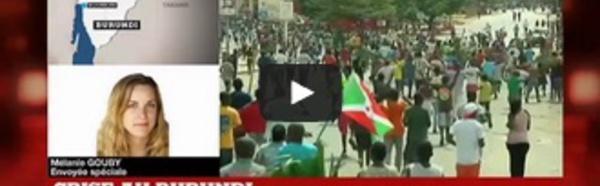 Burundi : Tentative de coup d'Etat contre le président Pierre Nkurunziza