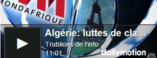 Algérie: luttes de clans et scandales de corruption