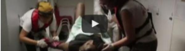 Un bateau chavire au large de la Libye, près de 200 migrants meurent noyés