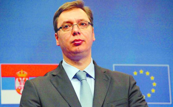 Portrait: Vucic, le faucon ultranationaliste converti en ami de l'Union européenne