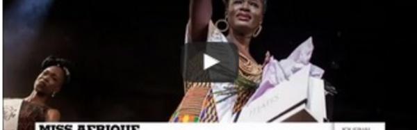 La Ghanéenne Rebecca Asamoah 1ère Miss Afrique de l'histoire