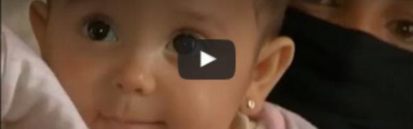 Guerre en Syrie : Des dizaines de milliers d'enfants nés en exil sont désormais apatrides