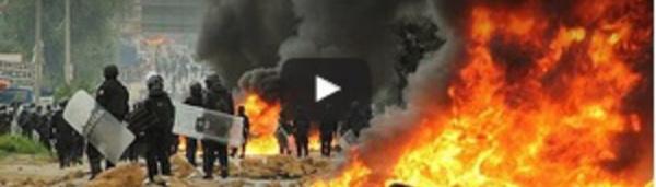 Mexique : six morts et 53 blessés dans des affrontements avec la police